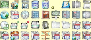 Click to enlarge theme icons